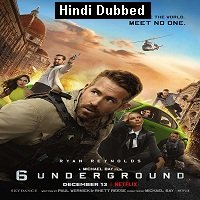 6 Underground (2019) Hindi Dubbed Full Movie Watch Online HD Print Free Download