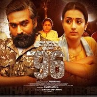 96 (2019) Hindi Dubbed Full Movie Watch Online HD Print Free Download