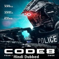Code 8 (2019) Unofficial Hindi Dubbed Full Movie Watch Free Download