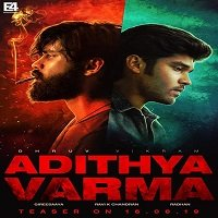Adithya Varma (2020) Hindi Dubbed Full Movie Watch Online HD Free Download