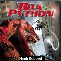Boa vs. Python (2004) Hindi Dubbed Full Movie Watch Free Download