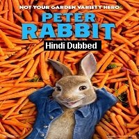 Peter Rabbit (2018) Hindi Dubbed ORG Full Movie Watch Online HD Print Free Download