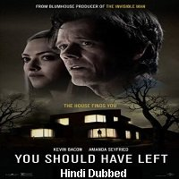 You Should Have Left (2020) Unofficial Hindi Dubbed Full Movie Watch Free Download