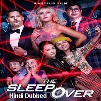 The Sleepover (2020) Hindi Dubbed Full Movie Watch Online HD Print Free Download