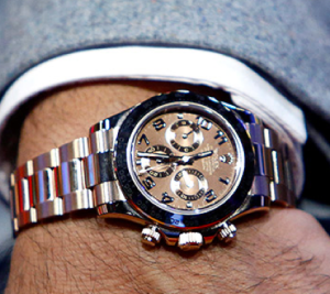 history of rolex