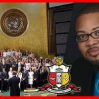 Kappa Alpha Psi Member Becomes First American Elected To WFUNA Youth Advisory Council