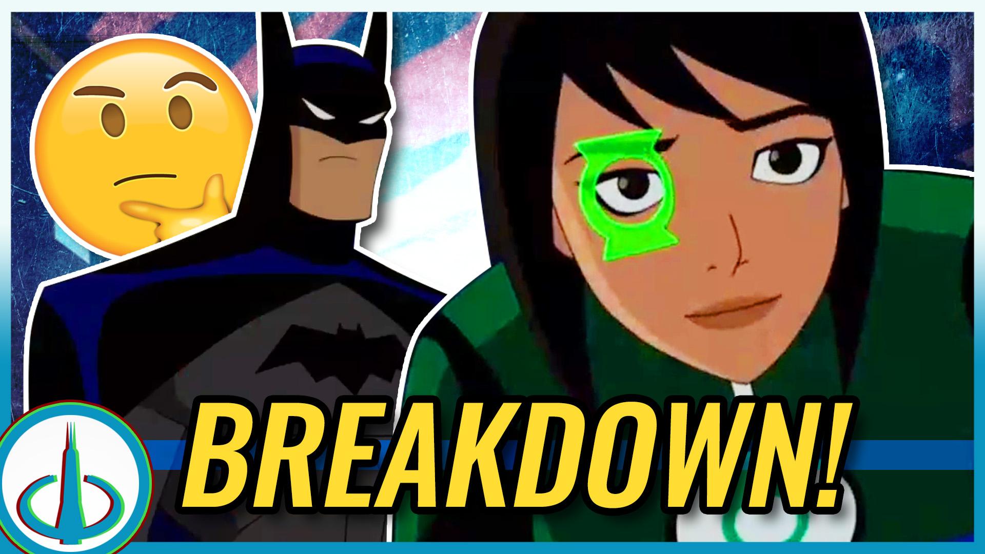 Justice League Vs The Fatal Five Sneak Peek Breakdown Watchtower Database