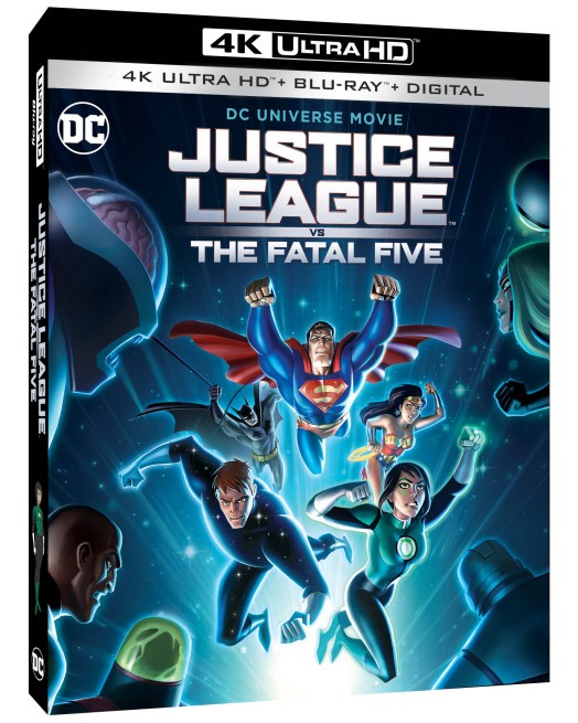 If you haven t been keeping your nose stuck to the computer screen since Justice  League vs. The Fatal Five was announced summer of last year 32794d5f61ea