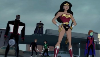 The Justice League Takes On The Fatal Five In An All New Movie From Bruce Timm Watchtower Database