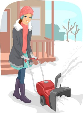 best snow blowers for a woman to use