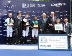 Longine Future Racing Stars 2013