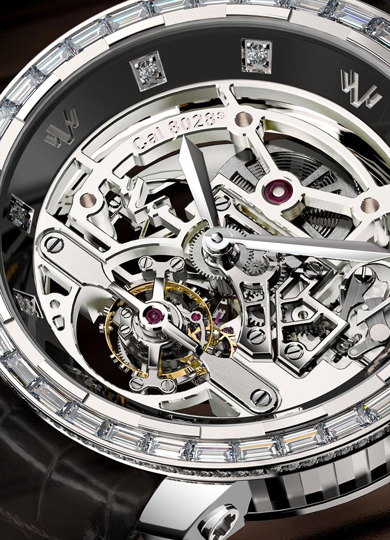 DeWitt_OnlyWatch_01_Twenty-8-Eight High Jewellery Skeleton Tourbillon