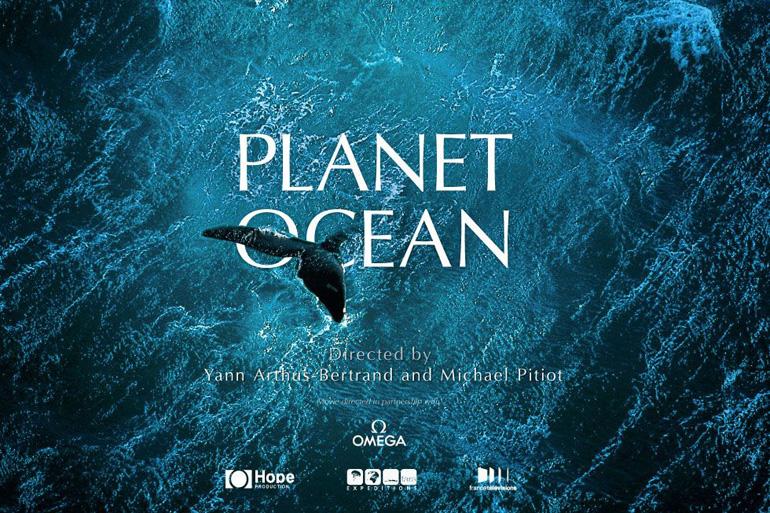 L'affiche du film Planet Ocean