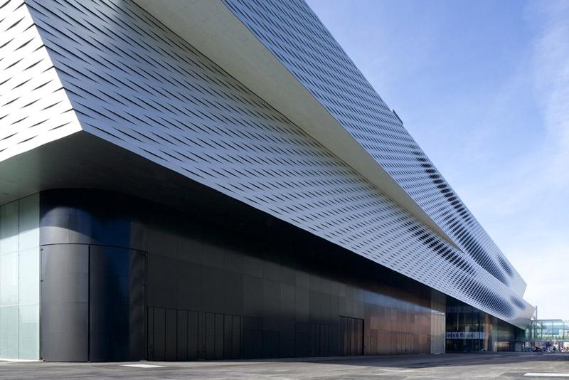 Baselworld Centre Expo vue extérieure
