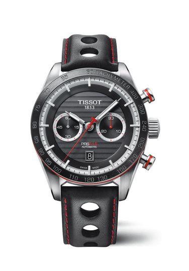Tissot PRS 516 baselworld 2015 vue soldat sport automobile