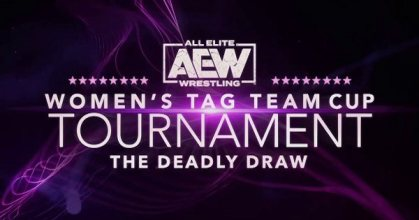 Watch Wrestling AEW Womens Tag Team Cup Tournament Night 1 8/3/20