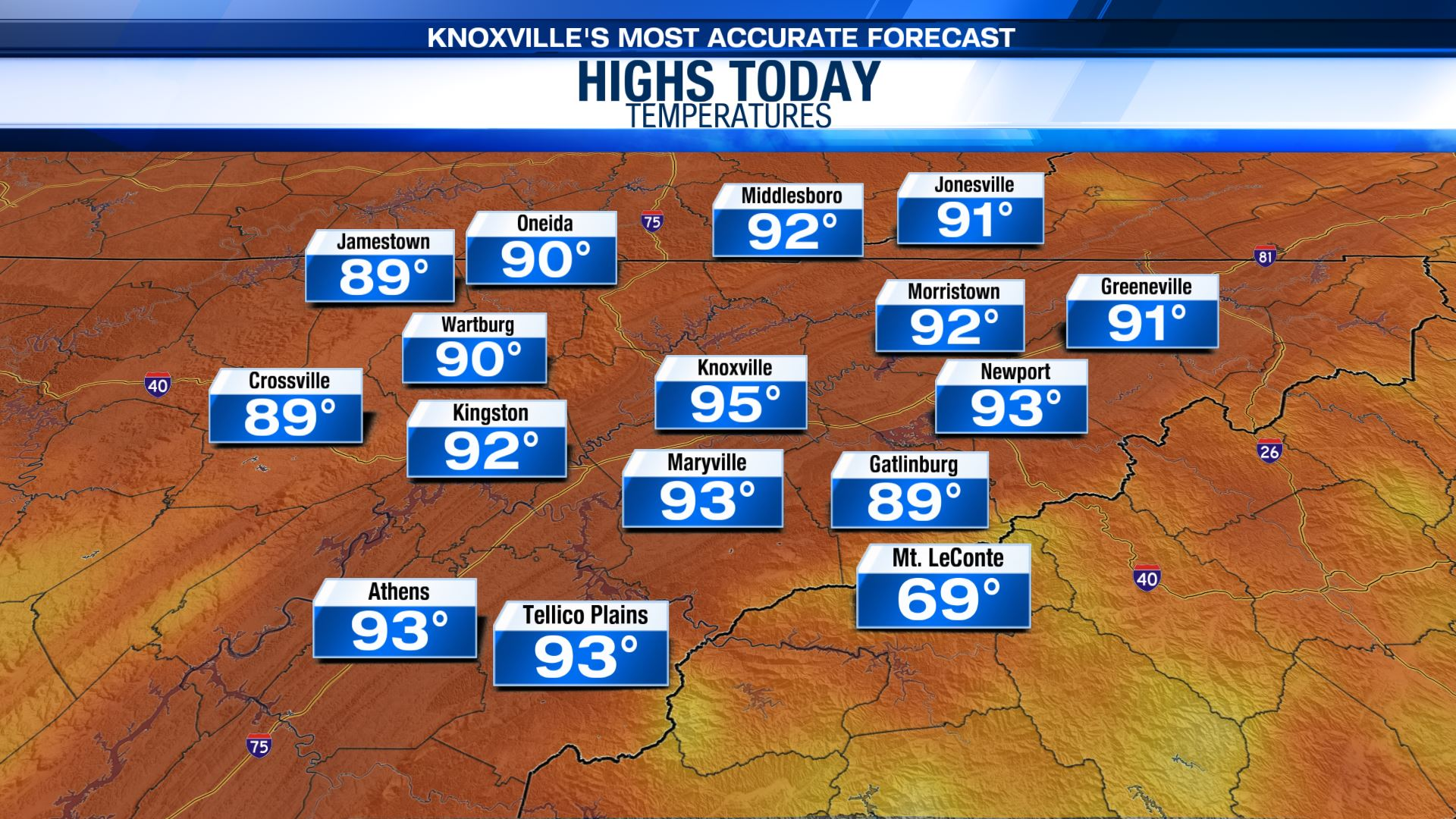 Weather | WATE 6 On Your Side
