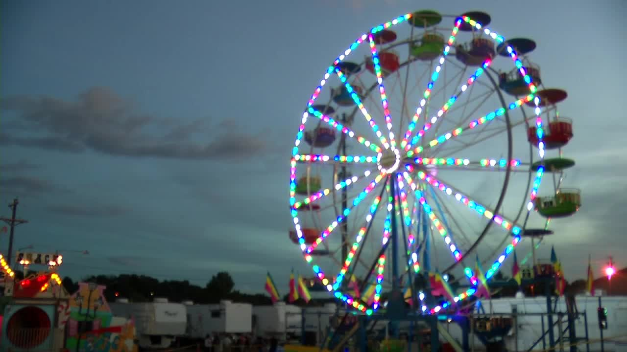 Family of girls injured in Greene County Ferris wheel