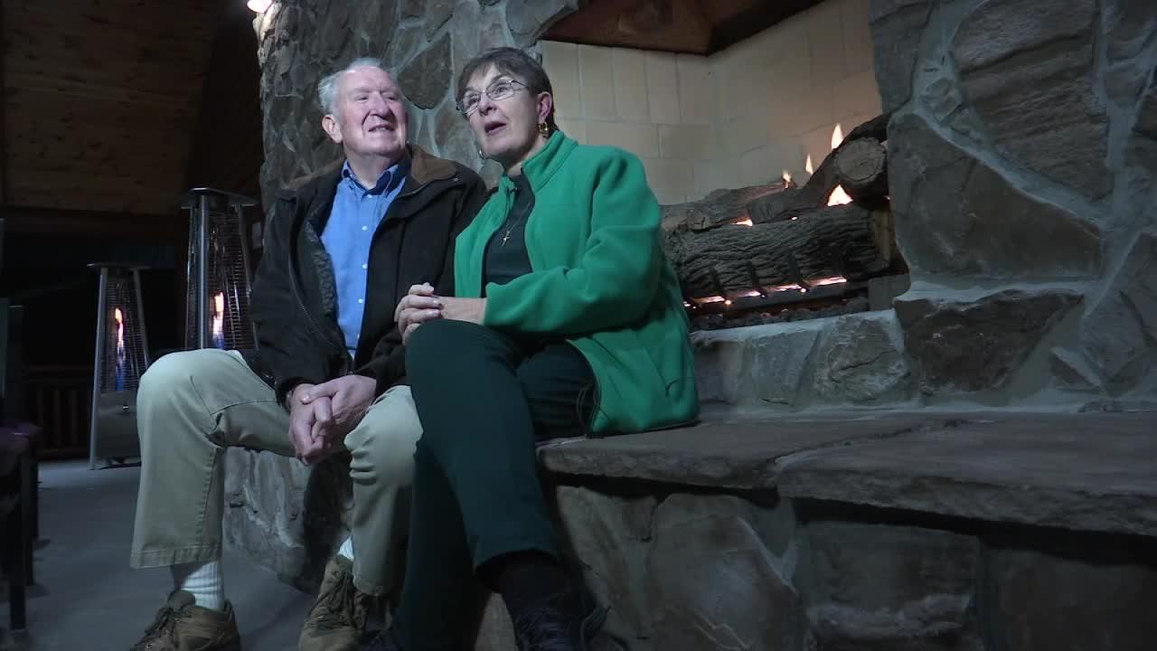 Joe and Reba Williams