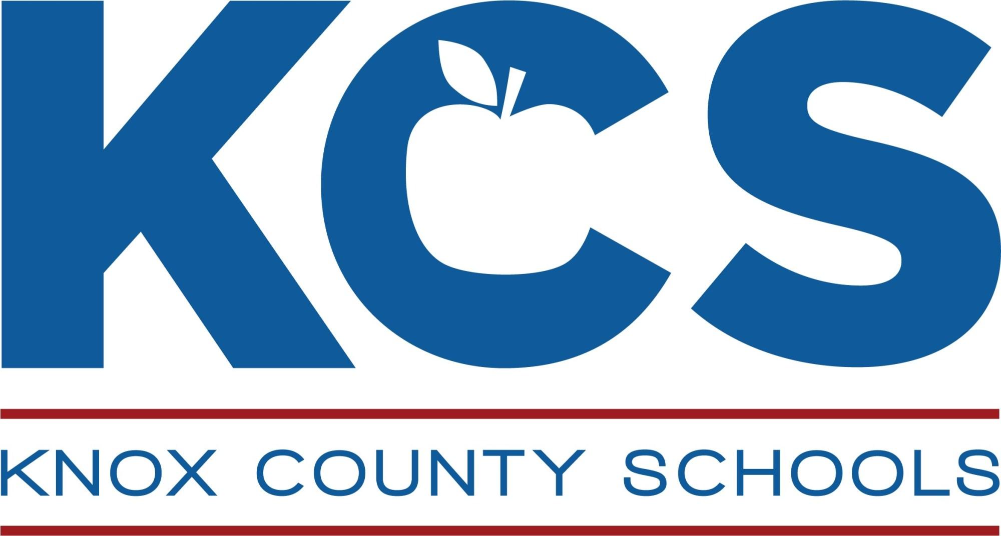 Knox County Schools KCS logo