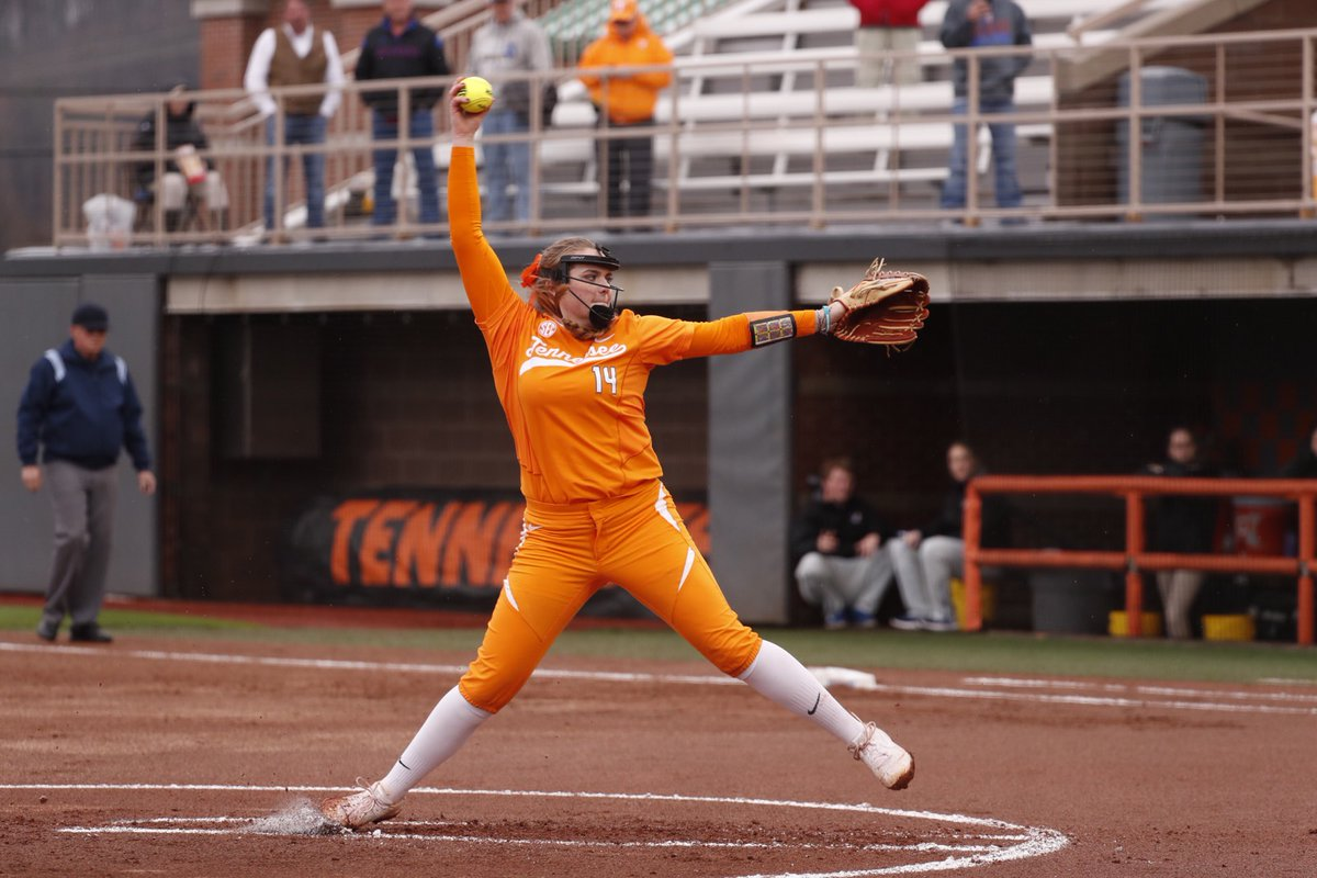 Vols softball Feb. 23