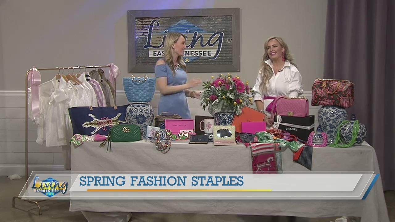 Spring Fashion Staples