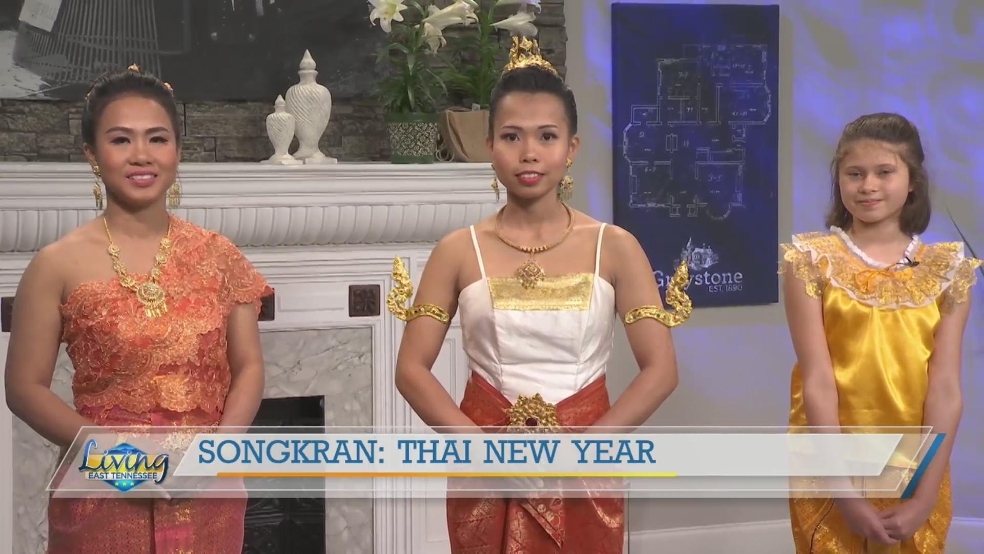 Songkran: Thai New Year