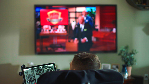 comcast eye-control tv