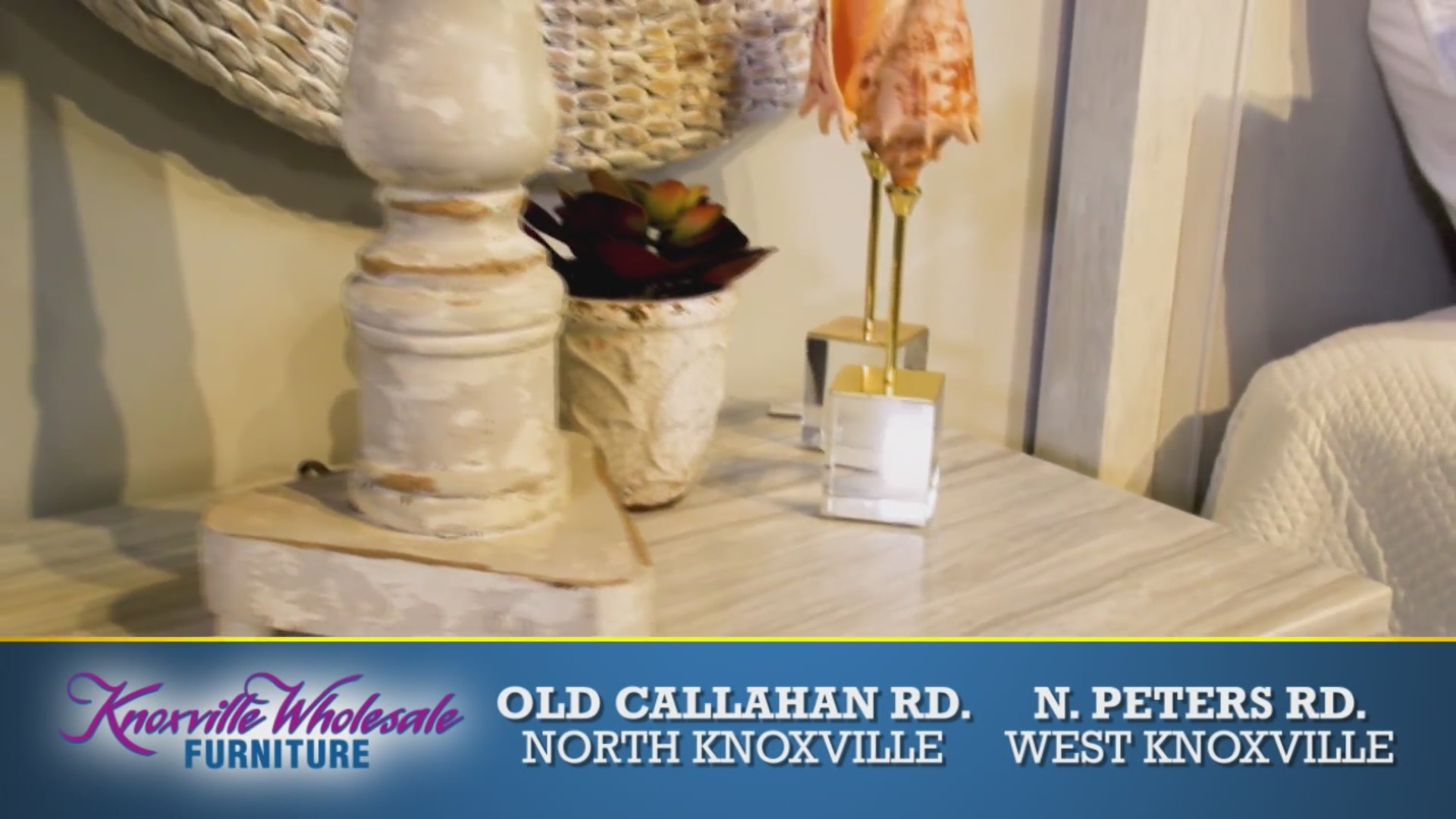 Knoxville Wholesale Furniture Coastal Living Collection