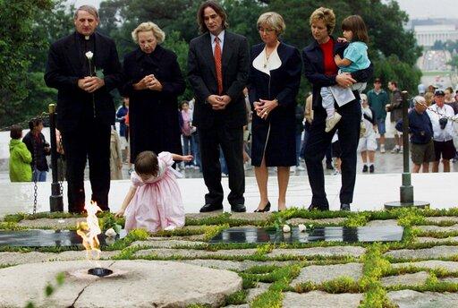 RFK granddaughter dies