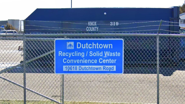 knox county dutchtown road convenience center
