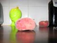 onooglijke perziken