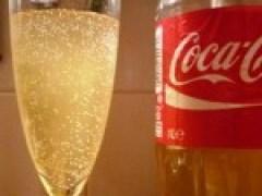 Cola-prosecco, omdat het kan