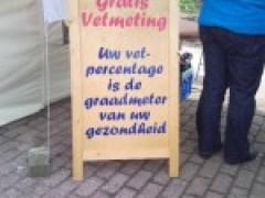 Bovengrondse boerenmarkt