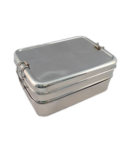Stainless Steel Lunchbox - Large
