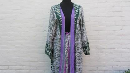Sari Kimono 14 langes Modell 1