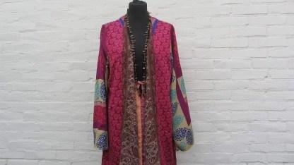 Sari Kimono 25 short model 2