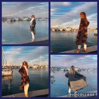 Sari kimonos