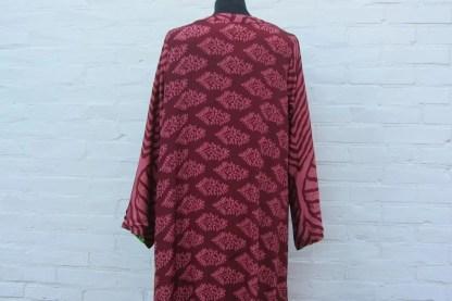 Sari Kimono 18 long model 4