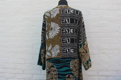 Sari Kimono 104 modelo largo 9
