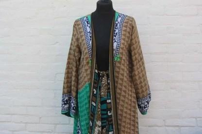 Sari Kimono 104 modelo largo 7