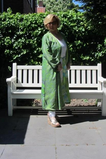 Sari Kimono 105 modele long 1