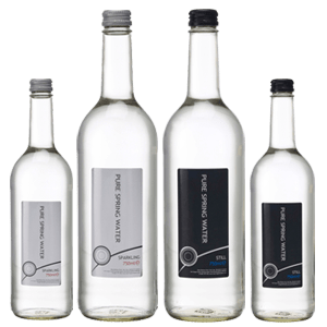 Wholesale Glass Bottled Water
