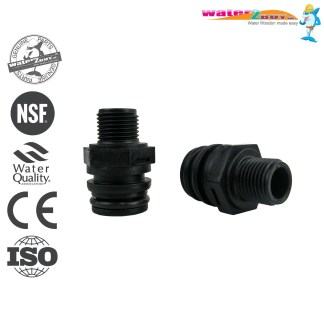 """Plumbing Fittings Standard 1/2"""" (15mm) For Water Softeners By Water2buy"""