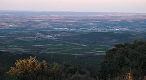 Vista del Campo de Cariñena