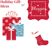 Gift Ideas for the Blogger on Your Christmas List