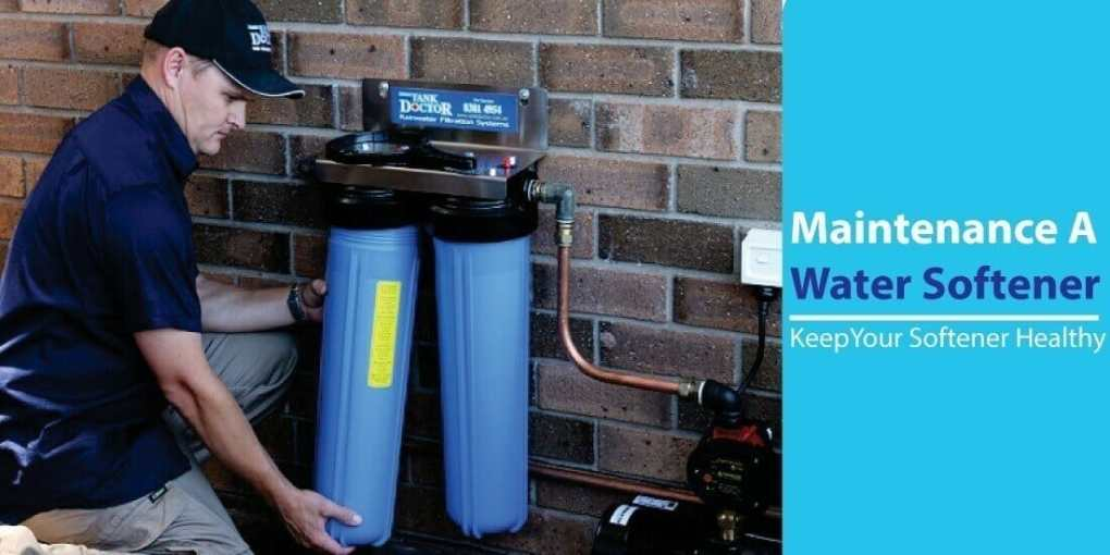 How to Maintenance Water Softener Systems