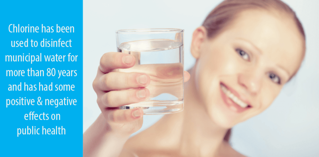 how to remove chlorine from water