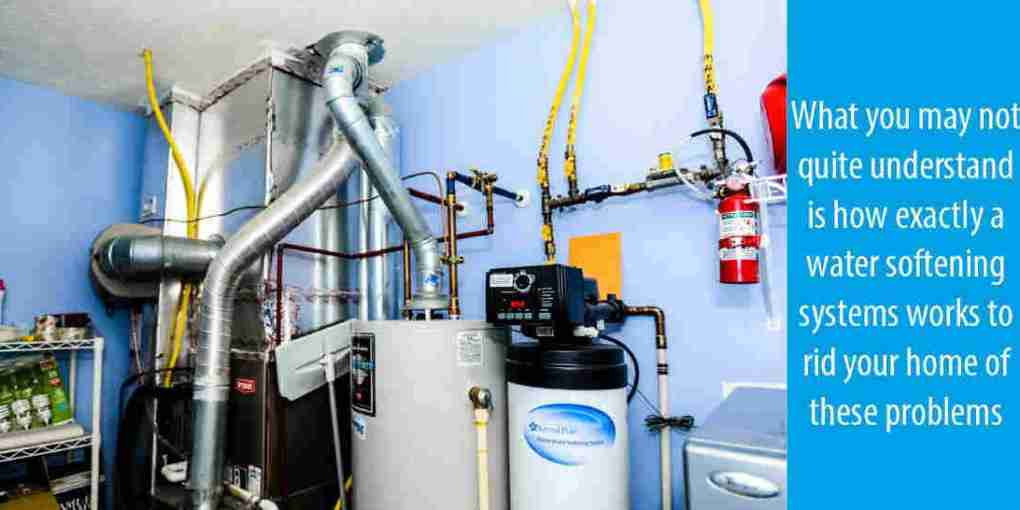 how to tell if water softener is working