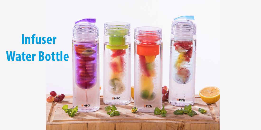 How To Use An Infuser Water Bottle